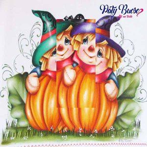 1806 – Espantalhos Halloween