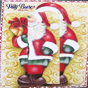 Natal 07 – Papai Noel de Sueter Verde